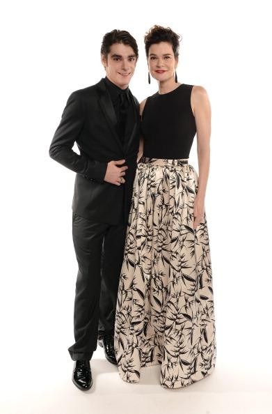Flared Skirt「71st Annual Golden Globe Awards - Backstage Portraits」:写真・画像(17)[壁紙.com]