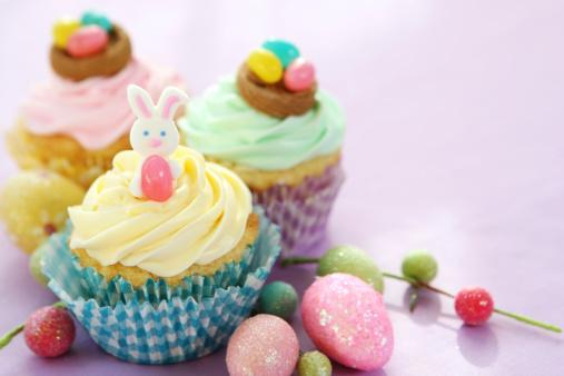 Easter「easter cupcakes」:スマホ壁紙(16)