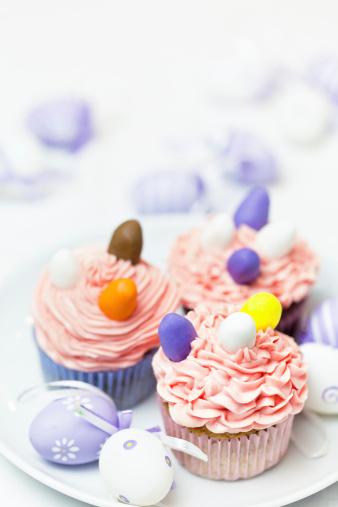 Easter Bunny「Easter Cupcake」:スマホ壁紙(15)
