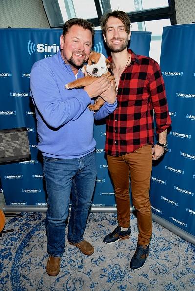 SIRIUS XM Radio「Ryan Hurd Visits The SiriusXM Studios In Nashville」:写真・画像(3)[壁紙.com]