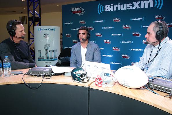 Marcus Mariota「SiriusXM At Super Bowl LII」:写真・画像(18)[壁紙.com]