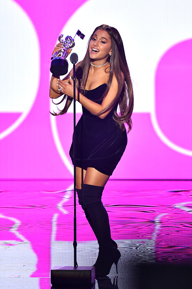 Ariana Grande「2018 MTV Video Music Awards - Show」:写真・画像(0)[壁紙.com]