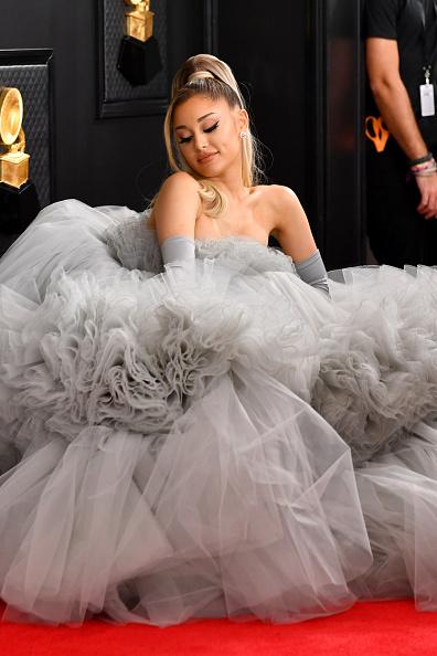 Ariana Grande「62nd Annual GRAMMY Awards - Arrivals」:写真・画像(0)[壁紙.com]