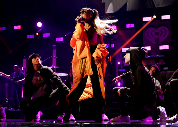 Orange Coat「2016 iHeartRadio Music Festival - Night 2 - Show」:写真・画像(15)[壁紙.com]