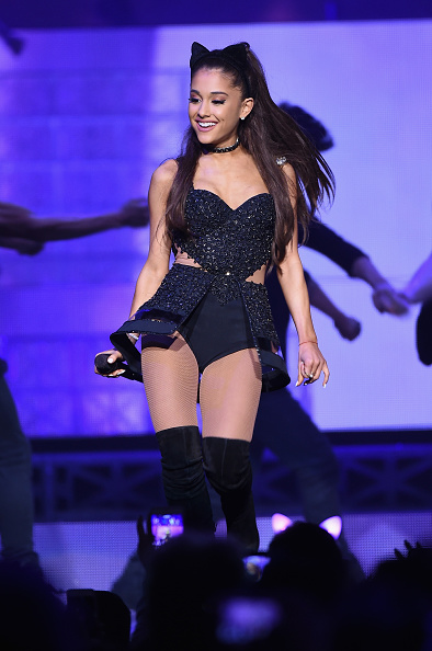 Performance「Ariana Grande In Concert - New York, New York」:写真・画像(1)[壁紙.com]