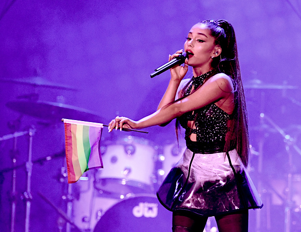 Ariana Grande「2018 iHeartRadio Wango Tango By AT&T - Show」:写真・画像(4)[壁紙.com]