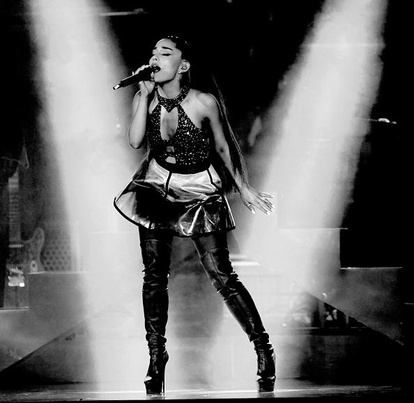 Ariana Grande「2018 iHeartRadio Wango Tango By AT&T - Show」:写真・画像(2)[壁紙.com]
