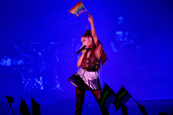 Ariana Grande「2018 iHeartRadio Wango Tango By AT&T - Show」:写真・画像(16)[壁紙.com]