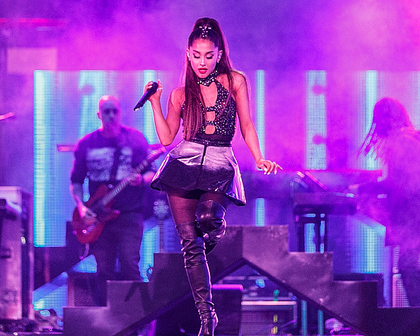 Ariana Grande「2018 iHeartRadio Wango Tango By AT&T - Show」:写真・画像(12)[壁紙.com]