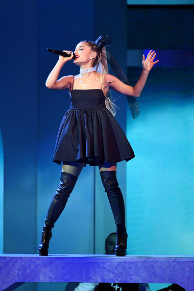 Ariana Grande「2018 Billboard Music Awards - Show」:写真・画像(3)[壁紙.com]