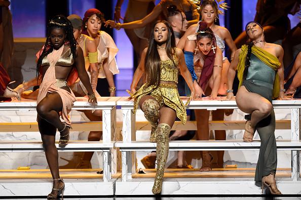 Ariana Grande「2018 MTV Video Music Awards - Show」:写真・画像(14)[壁紙.com]