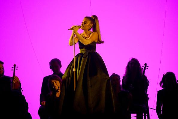 Ariana Grande「62nd Annual GRAMMY Awards - Show」:写真・画像(15)[壁紙.com]