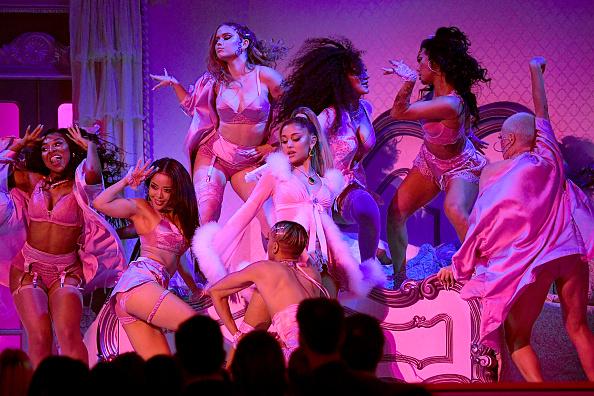Ariana Grande「62nd Annual GRAMMY Awards - Show」:写真・画像(3)[壁紙.com]