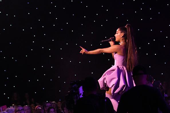 Ariana Grande「Billboard Women In Music 2018 - Inside」:写真・画像(19)[壁紙.com]