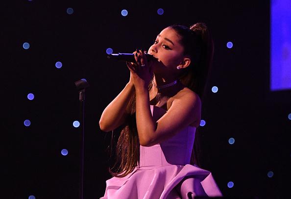 Ariana Grande「Billboard Women In Music 2018 - Inside」:写真・画像(13)[壁紙.com]