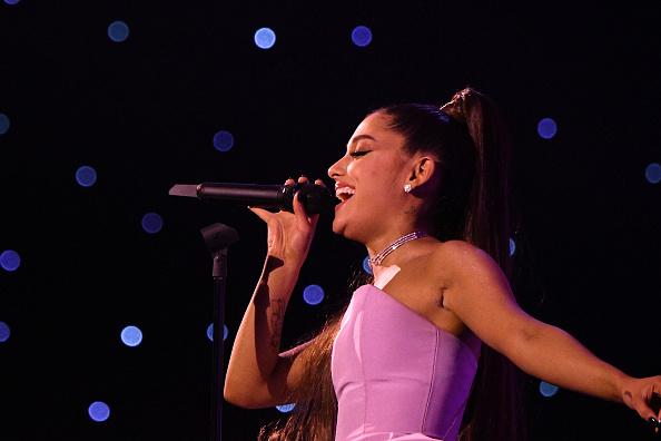 Ariana Grande「Billboard Women In Music 2018 - Inside」:写真・画像(11)[壁紙.com]