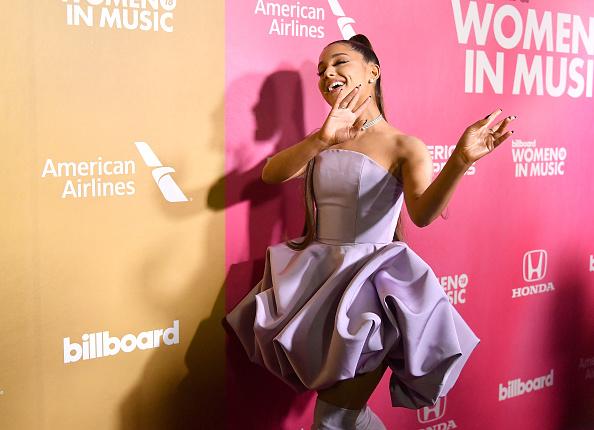 Ariana Grande「Billboard Women In Music 2018 - Arrivals」:写真・画像(13)[壁紙.com]