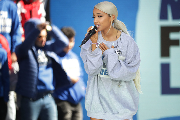 Ariana Grande「Hundreds Of Thousands Attend March For Our Lives In Washington DC」:写真・画像(3)[壁紙.com]