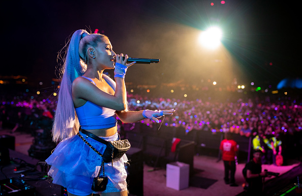 Ariana Grande「2018 Coachella Valley Music And Arts Festival - Weekend 2 - Day 1」:写真・画像(18)[壁紙.com]