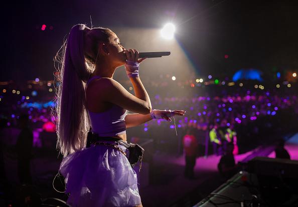Ariana Grande「2018 Coachella Valley Music And Arts Festival - Weekend 2 - Day 1」:写真・画像(10)[壁紙.com]