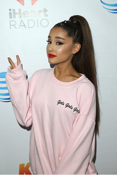 Ariana Grande「2018 iHeartRadio Wango Tango By AT&T - Backstage」:写真・画像(4)[壁紙.com]