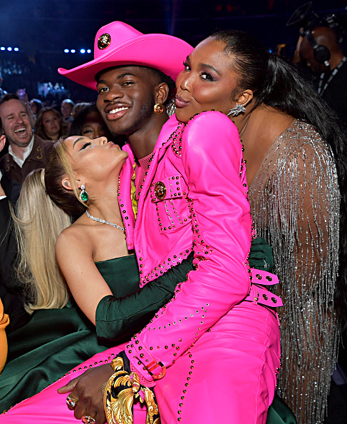 Grammy Awards「62nd Annual GRAMMY Awards - Inside」:写真・画像(7)[壁紙.com]