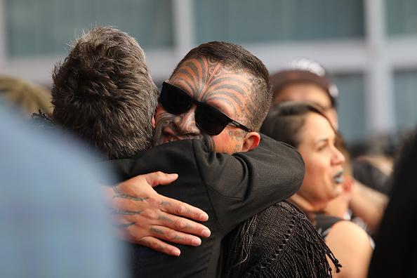 Spark Arena「2019 Vodafone New Zealand Music Awards - Arrivals」:写真・画像(8)[壁紙.com]