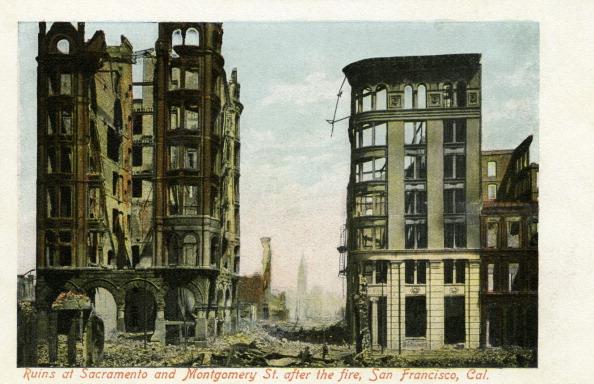City Life「San Francisco earthquake of 1906」:写真・画像(19)[壁紙.com]