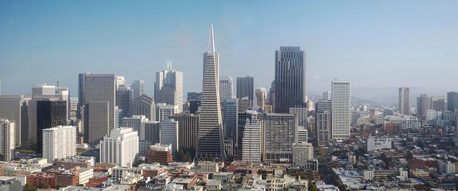 Pyramid Shape「San Francisco Panorama」:スマホ壁紙(16)