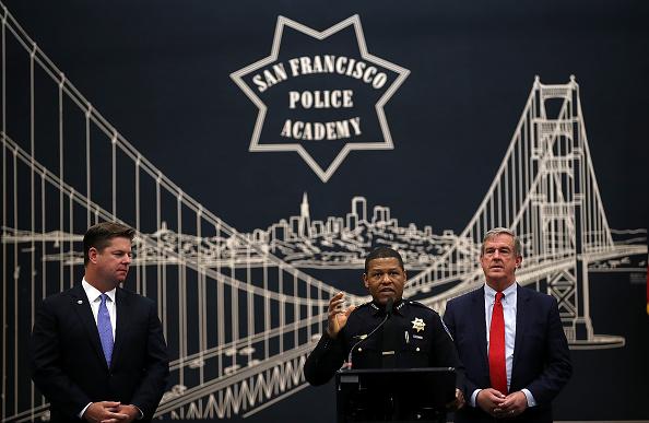 Police Chief「San Francisco Mayor Mark Farrell And Police Chief Bill Scott To Announce 34 Million Dollar Public Safety Initiative」:写真・画像(2)[壁紙.com]