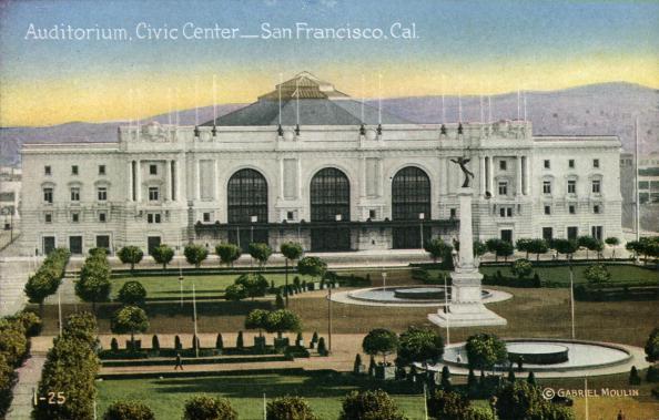 City Life「San Francisco: Auditorium, Civic Center」:写真・画像(12)[壁紙.com]
