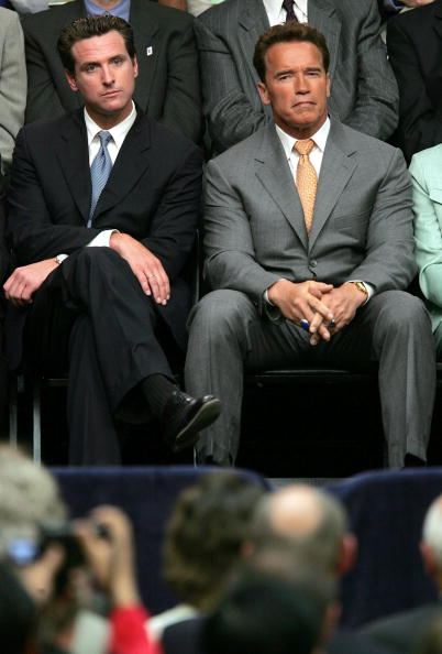 Greenhouse「Schwarzenegger Attends United Nations World Environment Day Conference」:写真・画像(6)[壁紙.com]