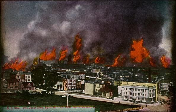 City Life「San Francisco:The Great Fire」:写真・画像(14)[壁紙.com]