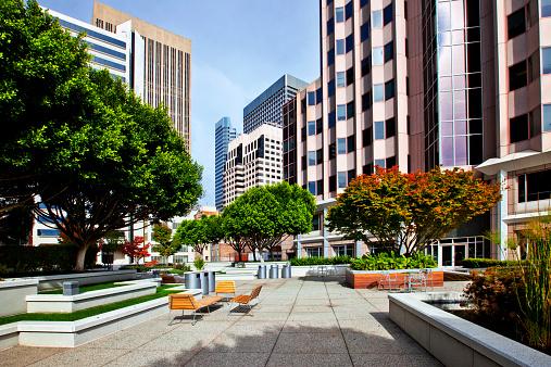 Town Square「San Francisco, California」:スマホ壁紙(19)
