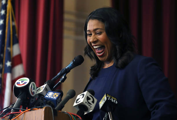 London Breed Declares Victory In San Francisco's Mayoral Election:ニュース(壁紙.com)