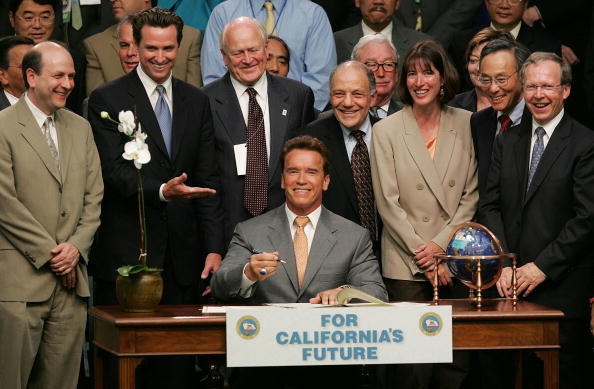 Greenhouse「Schwarzenegger Attends United Nations World Environment Day Conference」:写真・画像(4)[壁紙.com]