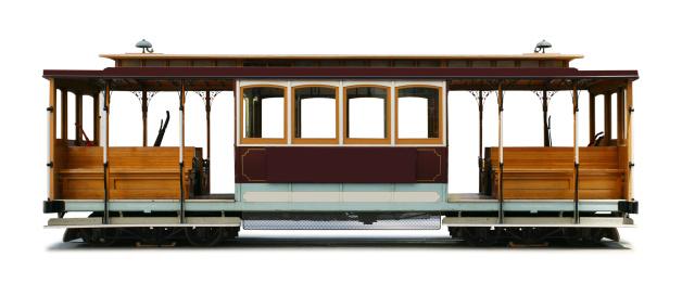 Cable Car「San Francisco Cable Car」:スマホ壁紙(16)