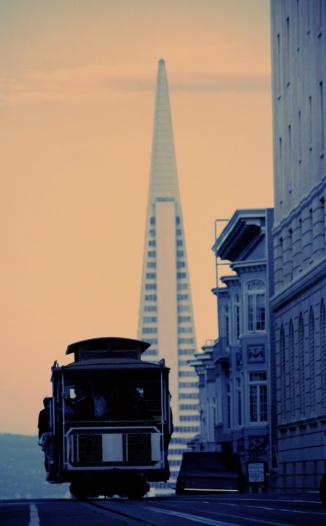 Cable Car「San Francisco Cable Car」:スマホ壁紙(1)