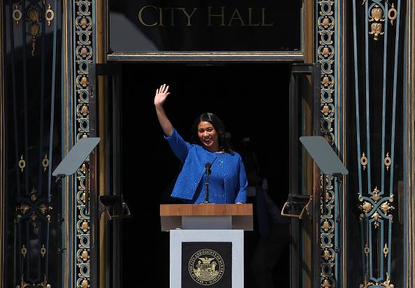 Mayor「London Breed Sworn In As San Francisco Mayor」:写真・画像(17)[壁紙.com]