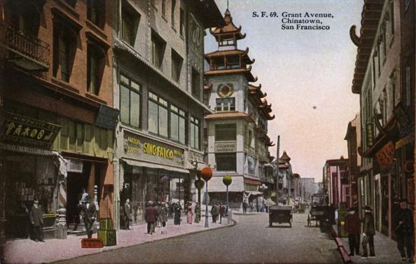 Postcard「San Francisco: Chinatown」:写真・画像(16)[壁紙.com]