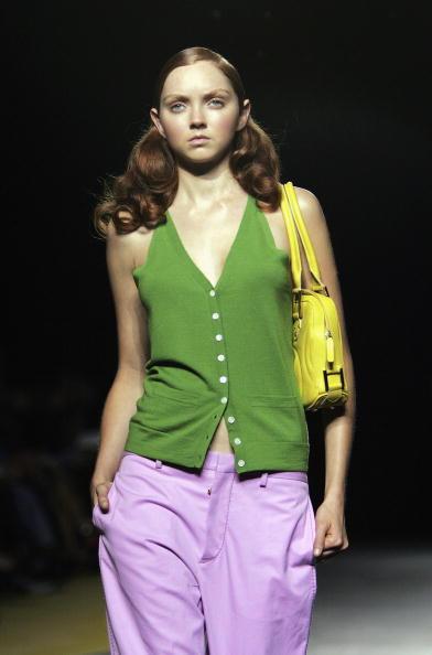 上半身「London Fashion Week - Paul Smith Women」:写真・画像(14)[壁紙.com]