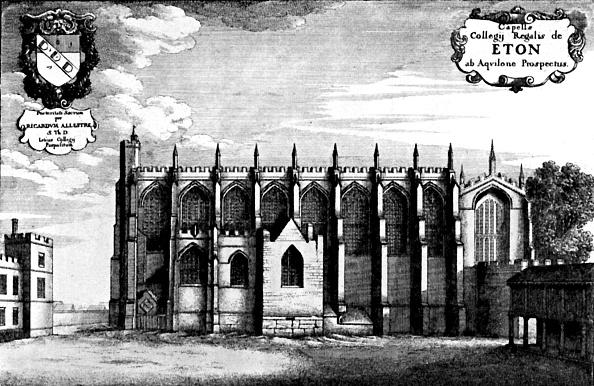 Chapel「Eton College Chapel.」:写真・画像(10)[壁紙.com]