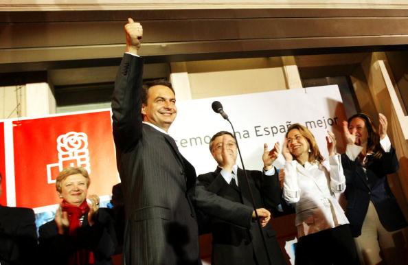 2004 Madrid Train Bombings「Spanish General Election Results Announced」:写真・画像(2)[壁紙.com]