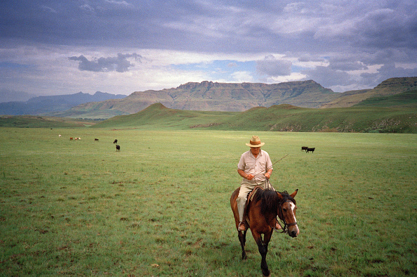 Horizontal「South African Farmer」:写真・画像(8)[壁紙.com]