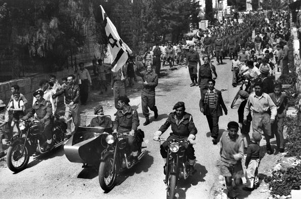 Jerusalem「(FILE) Israel At 60: The Birth Of A Nation」:写真・画像(12)[壁紙.com]
