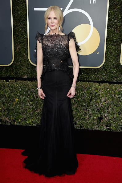 Golden Globe Award「75th Annual Golden Globe Awards - Arrivals」:写真・画像(10)[壁紙.com]
