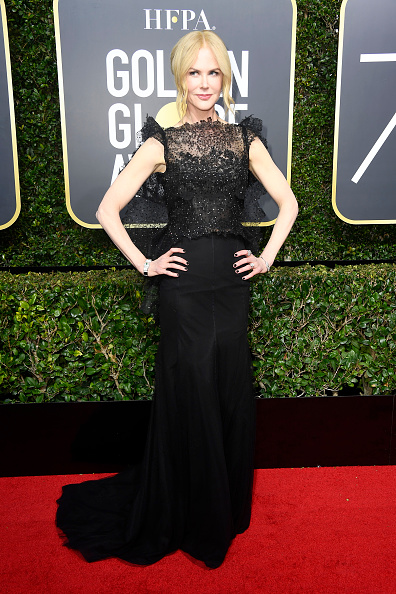 Golden Globe Award「75th Annual Golden Globe Awards - Arrivals」:写真・画像(0)[壁紙.com]