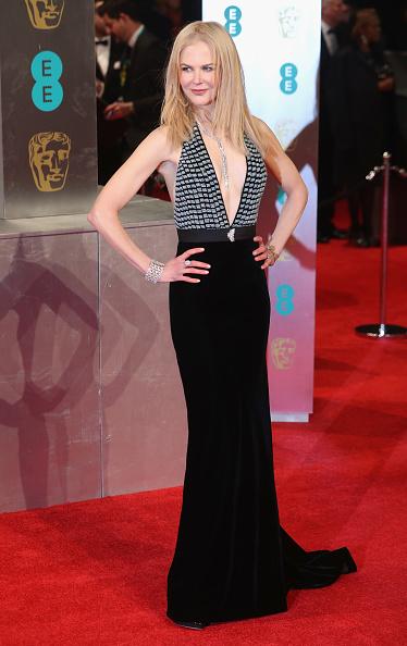 ハリー ウィンストン「EE British Academy Film Awards - Red Carpet Arrivals」:写真・画像(4)[壁紙.com]