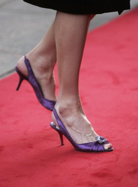 "Purple Shoe「""The Interpreter"" UK Premiere - Arrivals」:写真・画像(15)[壁紙.com]"