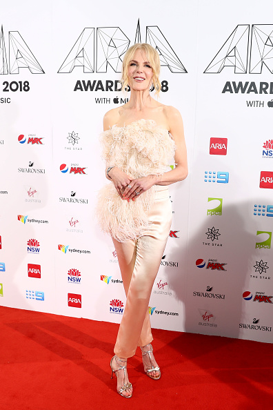Arrival「32nd Annual ARIA Awards 2018 - Arrivals」:写真・画像(18)[壁紙.com]